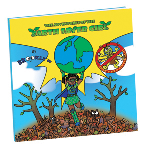 The Earth Saver Girl