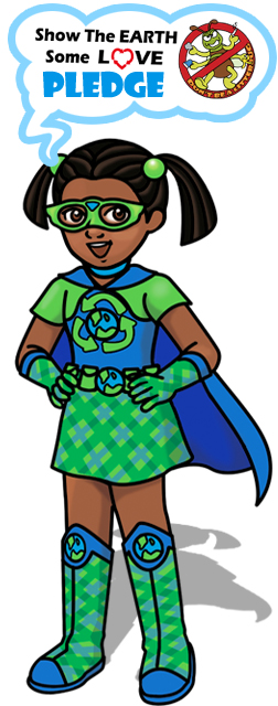 Earth Saver Girl